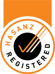 HASANZ Register Quality Mark